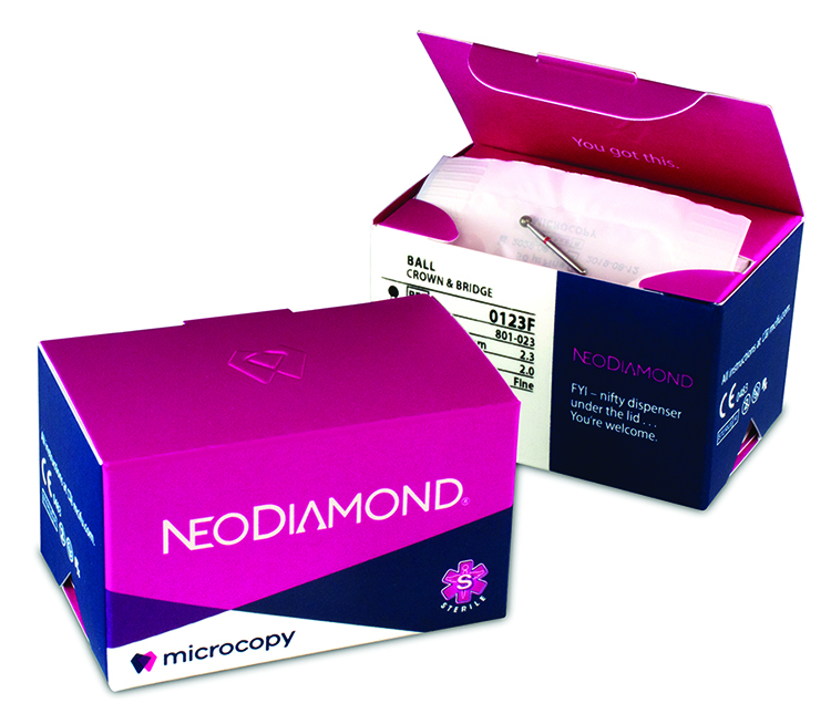 NeoDiamond Box
